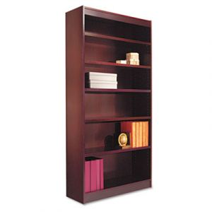 GOGO® Elegance Six-Shelf Bookcase