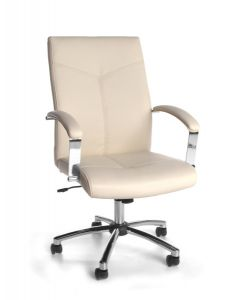 OFM Modern Executive Conference Chair with Lumbar Support