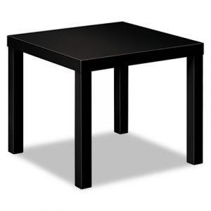 "Basyx by Hon 24"" x 24 "" Square Laminate Occasional Side Table"