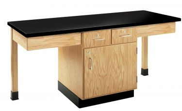 Diversified Woodcrafts 4 Station Table - Phenolic Top
