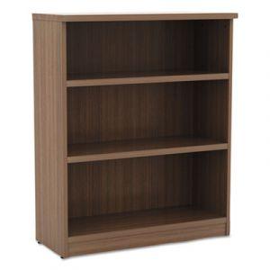 GOGO® Essentials Three-Shelf Bookcase