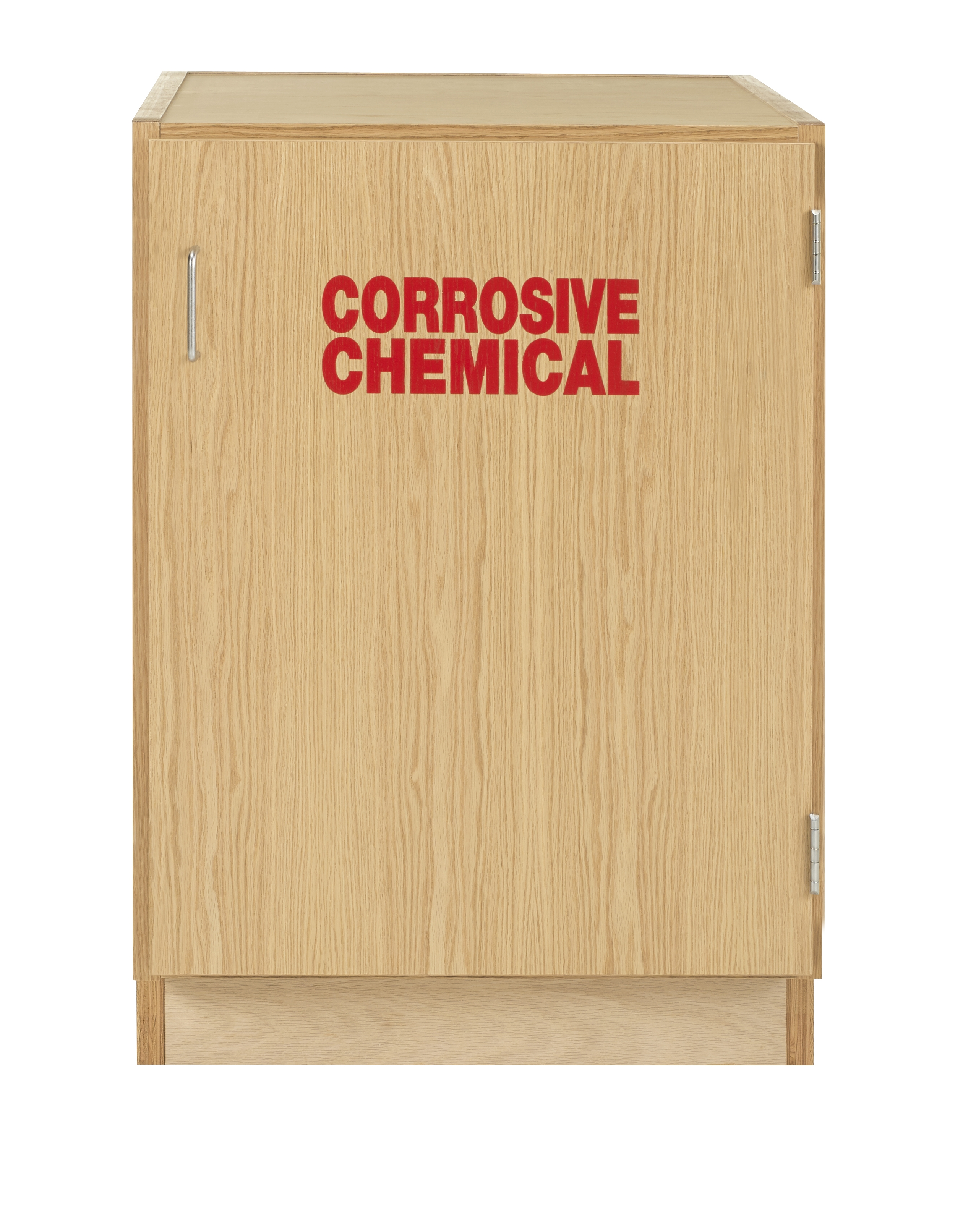 Diversified Woodcrafts Corrosive Chemical Storage Single Cabinet
