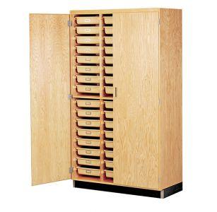 Diversified Woodcrafts Tote Storage Cabinet
