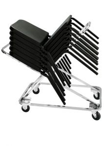 NPS Dolly for 8200 Series Stacking Chairs