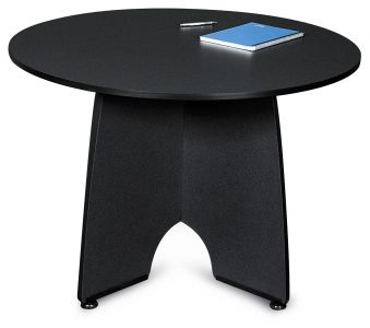 """OFM 43"""" Round Conference Utility Table"""