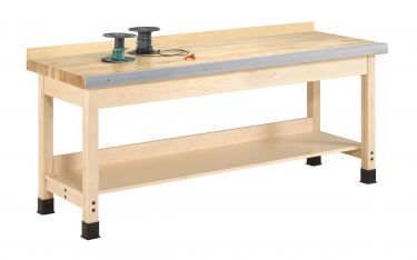 """Diversified Woodcrafts Auxiliary Wall Workbench - 32"""" Height"""