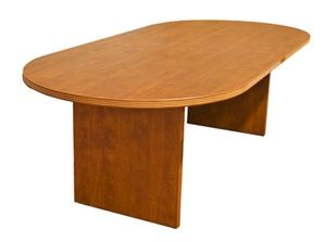 "Cherryman Amber Series 35 "" x 71 "" Racetrack Conference Table"