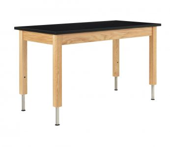 Diversified Woodcrafts A7000 Adjustable Height Table - Plastic Laminate