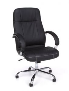 OFM Alexander Series Leather Executive Office Chair