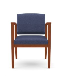 Lesro Amherst Wood® 300 LB Guest Chair