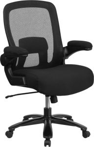 Pro-Tough Executive Big & Tall 500 lb Capacity Swivel Chair