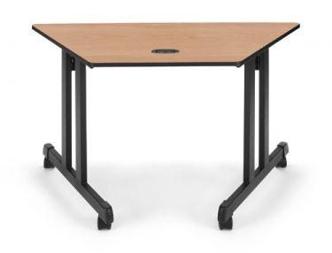 OFM Biron Series Trapezoid Table