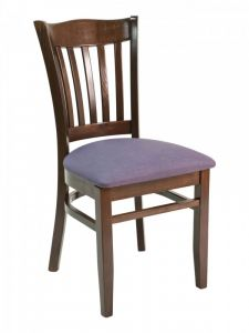 Florida Seating CON-06S Vertical Back Restaurant Chair