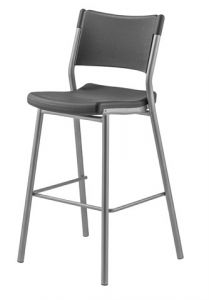 NPS Charcoal Cafe Time Bar Stool