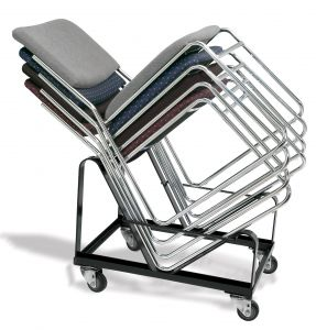 NPS Dolly for 8600 Series Stacking Chairs