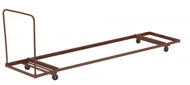 """NPS Folding Horizontal Table Dolly for 96"""" L (8 Foot) Folding Tables"""