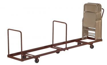 NPS 50 Capacity Truck Dolly for Metal Folding Chairs