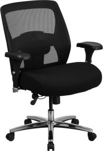 Pro-Tough Multi-Shift 24/7 Big & Tall 500 lb Capacity Chair with Back Adjustment