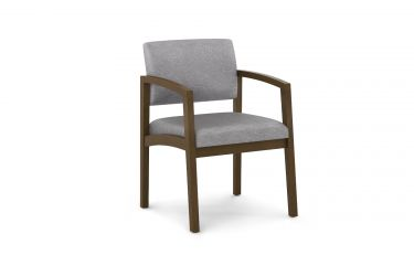 Lesro Lenox Wood® 300 LB Guest Chair
