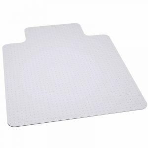 """Big & Tall 400 lb Capacity Carpet Mat with Lip - 45"""" L x 53"""" W"""