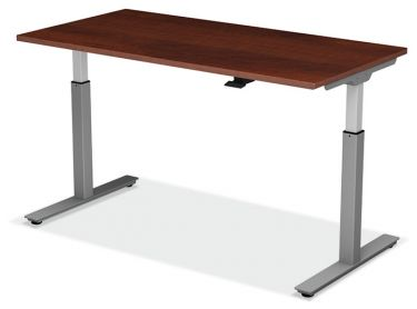 GOGO® Active Sit-Stand Desk with Pneumatic Lift Adjustable Height