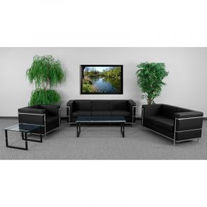 Ares Royal Series 3 Piece Sofa & Chair Lounge Set
