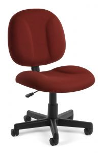 Ergonomic Task Chair with Extra Wide Seat - OFM Comfort Series