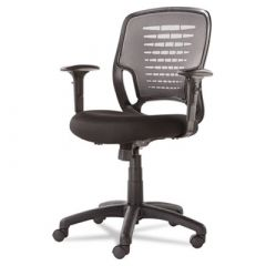 OIF Modern Mesh Task Computer Chair with Adjustable Arms