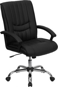 Modern Mid Back Executive Office Desk or Conference Chair