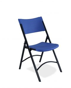 4 PACK National Public Seating 600 Series Resin Plastic Folding Chair Commercial